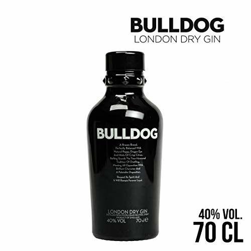 Bulldog London Dry Gin - 0.7L