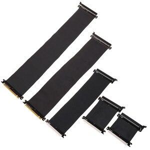Image 3 - 5/10/30/40/50 Cm Cao Tốc Độ Máy Tính Loại Card Đồ Họa PCI Express 3.0 16X Linh Hoạt cáp Thẻ Mạch Mở Rộng Cho Máy GPU C26