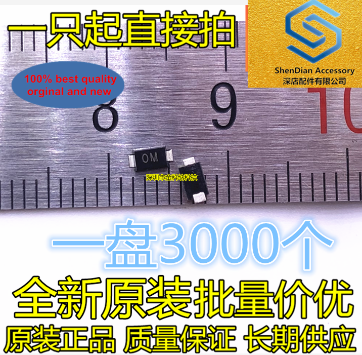 30pcs 100% Orignal New SMF15CA Bidirectional SMD TVS Transient Suppression Diode SOD-123FL 1206 In Stock