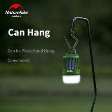Natureike-piège à moustiques, lumière nocturne, luminaire d'extérieur, avec recharge USB, LED lumens, lampe d'extérieur pour Camping, 230 lumens