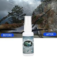 Glass Hydrophobic Coating For Safe Driving Car Wash Maintenance Window Repair 30ml Car Glass Rainproof Agent Nano 5
