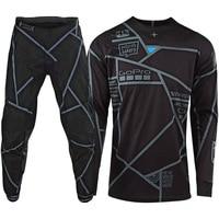 2019 Motocross Dirt Bike Suit Top Motorcycle Gear Set MX Jersey and Pants Moto Bike Racing Clothing T