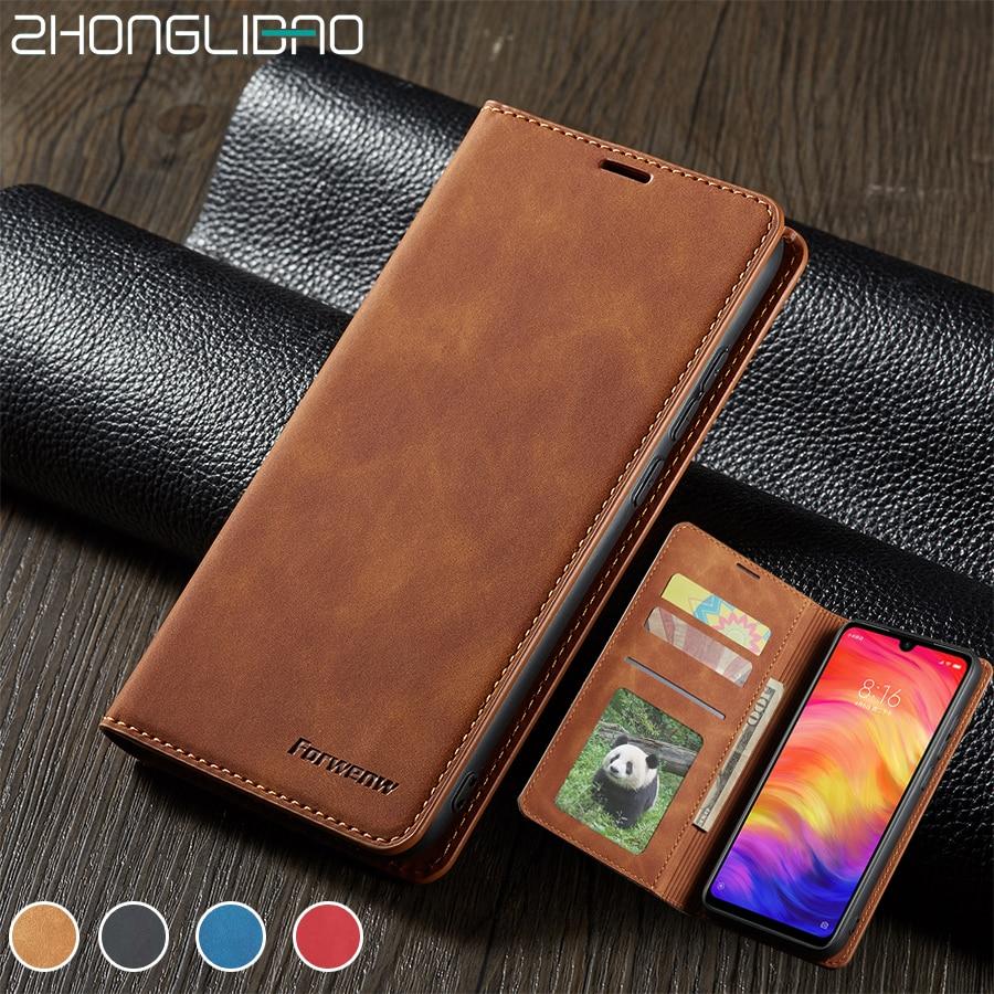 Xiomi Redmi Note 7 8 Case Leather Book Cover for Xiaomi Redmi Note 7 8 Pro Etui Magnetic Flip Wallet 360 Anti Shock Redmi Note 8