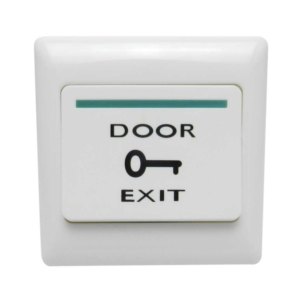 Exit Push Button Door Release Open Switch, Easy To Operate And Use