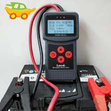 MICRO-200 автомобиля gppro Батарея Тестер 12V 24V свинцово-кислотный гель Батарея Системы анализатор Грузовик Мотоцикл автомобильный диагностический инструмент