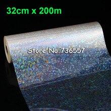 Scratch-Resistant Transparent broken glass Laminating Bopp Film 12.5