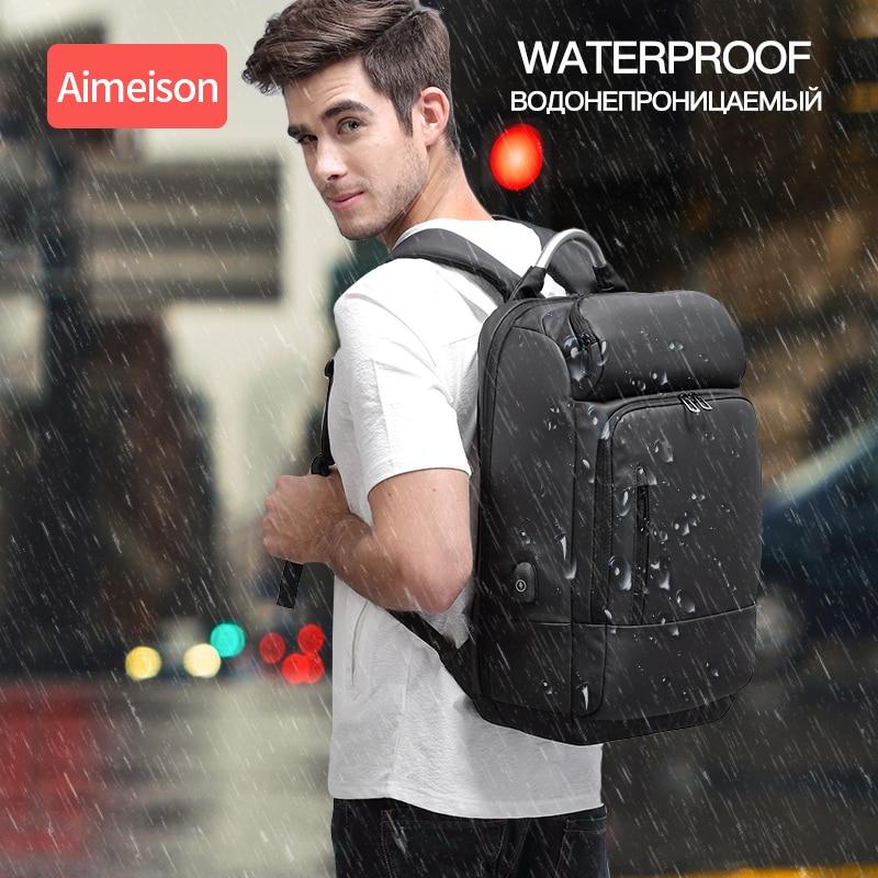 Backpacking Backpack Travel Backpack Men Backpack Laptop Backpack Backpack Waterproof Charging Backpack Man Bag