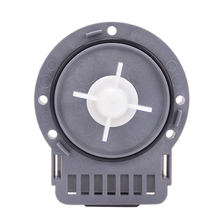 ultra durable 30W washing machine drain pump motor 220v general washer drain pump replacement kit for laundry appliance parts