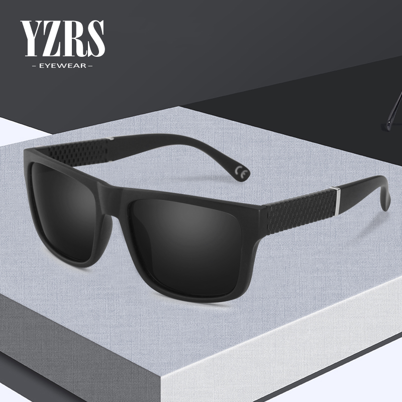 YZRS Brand Polarized Sunglasses Men Classic Colors Sun Glasses Outdoor Driving Male Summer UV400 Oculos