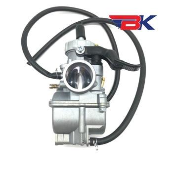 Carburador Keihin PE26 26mm para chino YX 125 140 150cc Pit, Motor de tierra, bicicleta ATV
