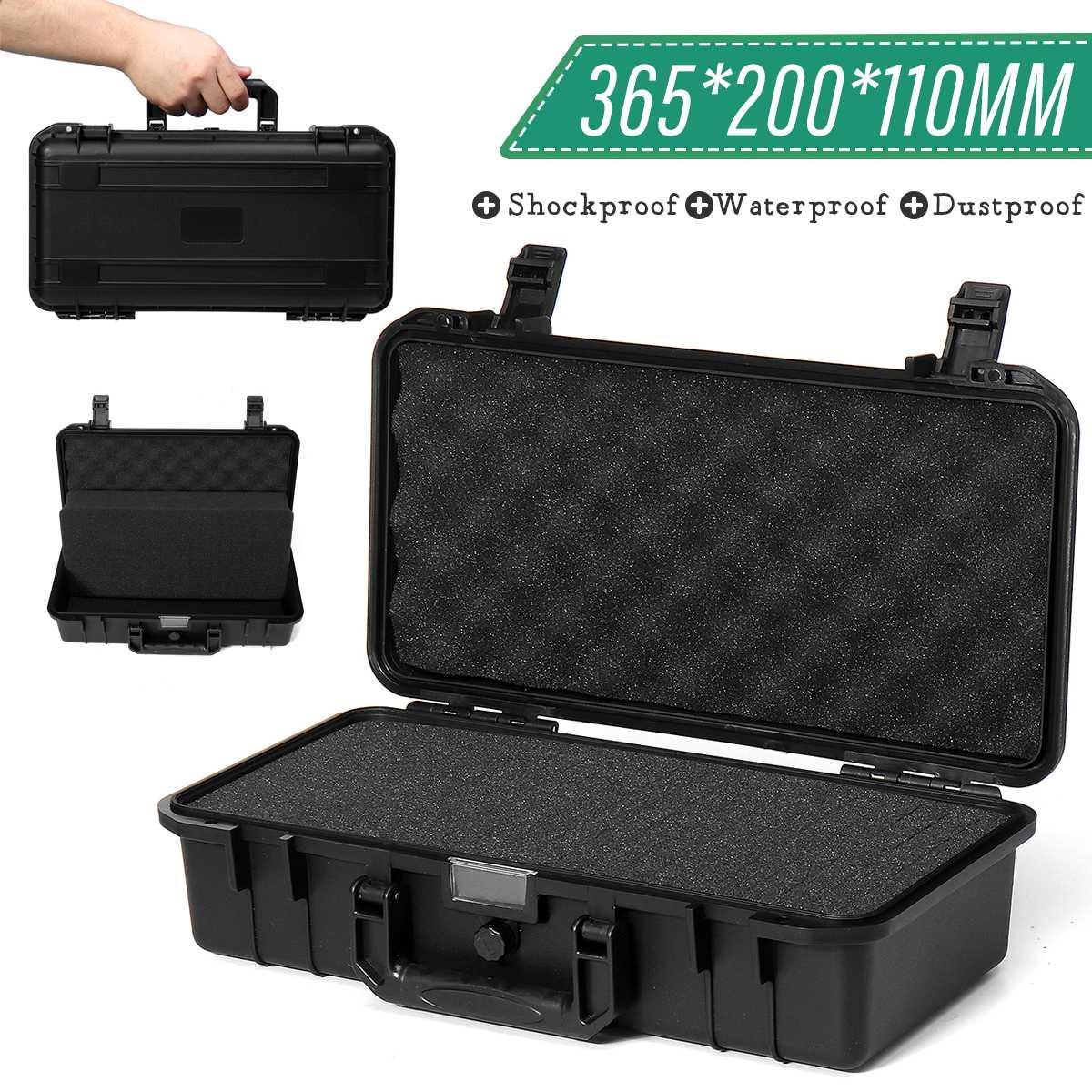 Защитный Безопасный инструмент, ящик для инструментов, водонепроницаемый ударопрочный ящик для инструментов, герметичный чехол для инстру...