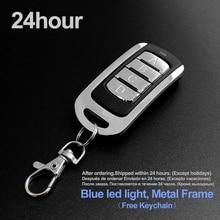 For Remote garage gate clone 433.92MHz 868.35MHz garage opener key duplicator 287 900MHz gate control rolling garage command