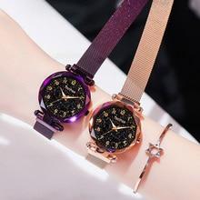 купить Dress Woman Watch Rose Gold Casual Luminous Quartz Stainless Steel Band New Strap Watch 2019 Analog Wrist Watch Simple Watches по цене 227.31 рублей