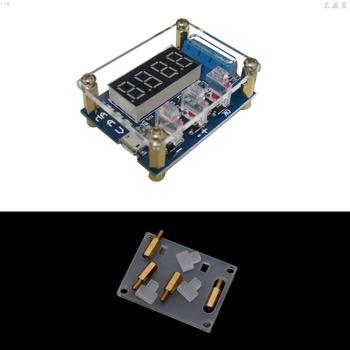strong Import List strong Nowy 1 2 V do 12V 18650 Tester pojemności akumulatora amperomierz ochronny L29K tanie i dobre opinie OOTDTY NONE CN (pochodzenie) ELECTRICAL Capacity Measuring Instruments Tester Baterii Urządzenia elektronicznego