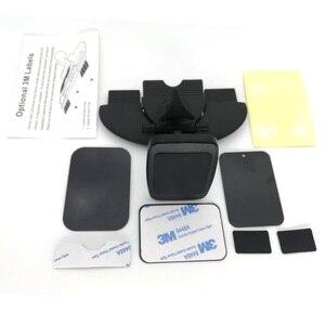 Image 5 - מכונית טלפון בעל מגנט סוגר CD יציאת Tablet PC סטנד מגנטי אוטומטי מחזיק עבור iPad 9.7 10.5 11 מיני 4 סמסונג Tab GPS הר
