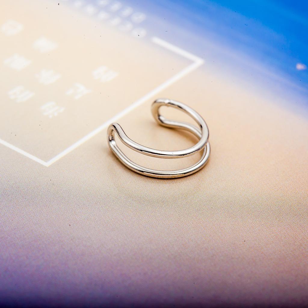 10 silver clip