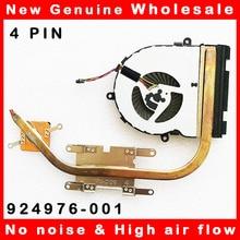 Radiator Fan Cooler Cooling Heatsink Cpu Laptop for HP 15-bs/15-bs003tx/250/.. 5V 4PIN