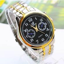 лучшая цена Orlando Watch Fashion Men Watches Stainless Steel Quartz Watches Luxury Business Watches Men Man Watch relogio masculino