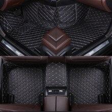 Напольный коврик для audi TT RS3 RS4 RS5 RS6 RS7 S3 S4 S5 S6 S7 S8 R8
