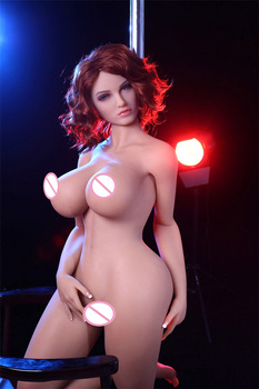 New 163cm sex dolls real silicone love doll robot anime full mini realistic adult for men sexy toys big breast vagina Anal