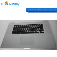 NTC Supply For MacBook Pro A1297 2009-2011 Year Topcase+keyboard&touchpad 100% Tested Good Function