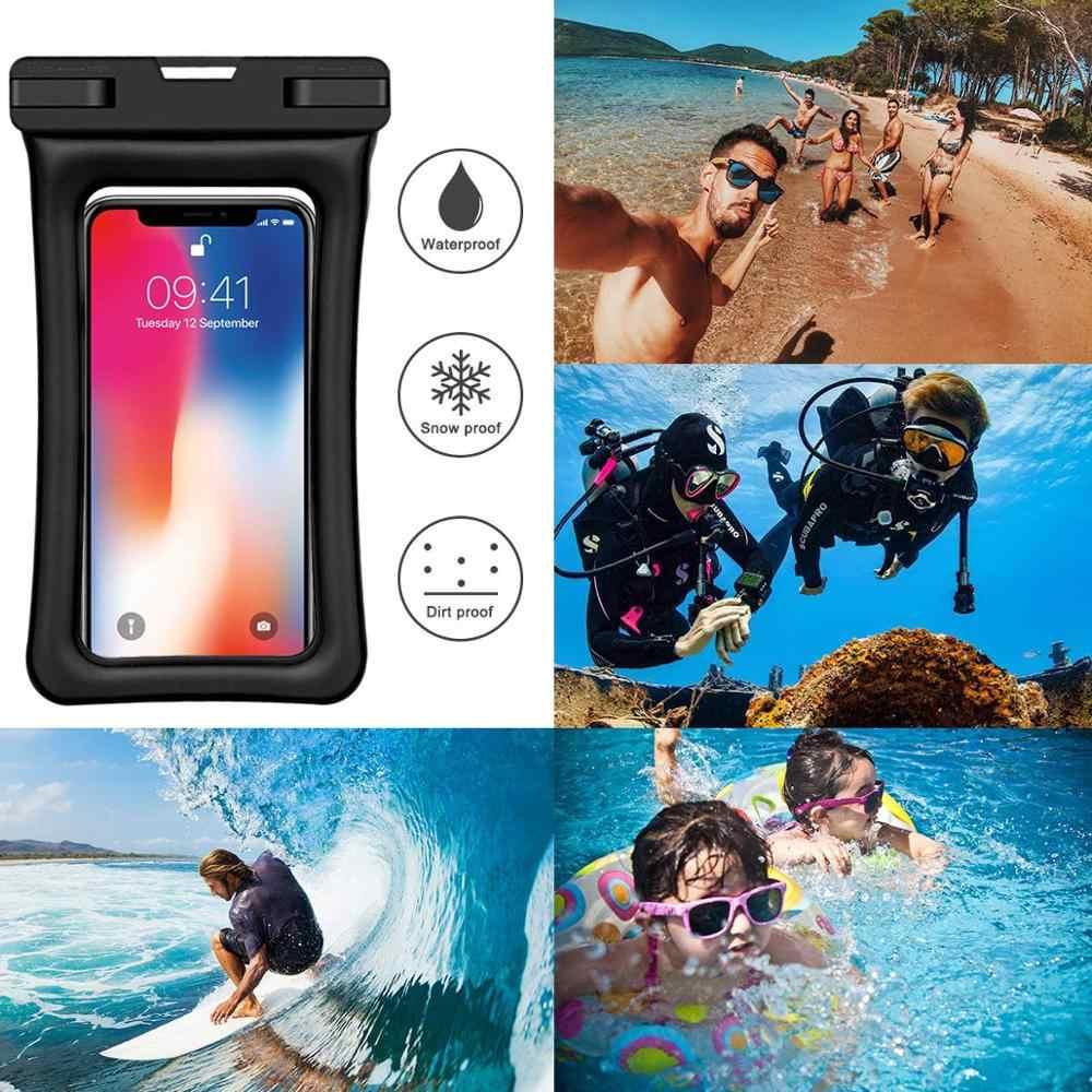 OBAFU Universal Wasserdicht Fall Für iPhone X XS MAX 8 7 6 s 5 Plus Abdeckung Tasche tasche Fälle Für telefon Coque Wasser beweis Telefon Fall
