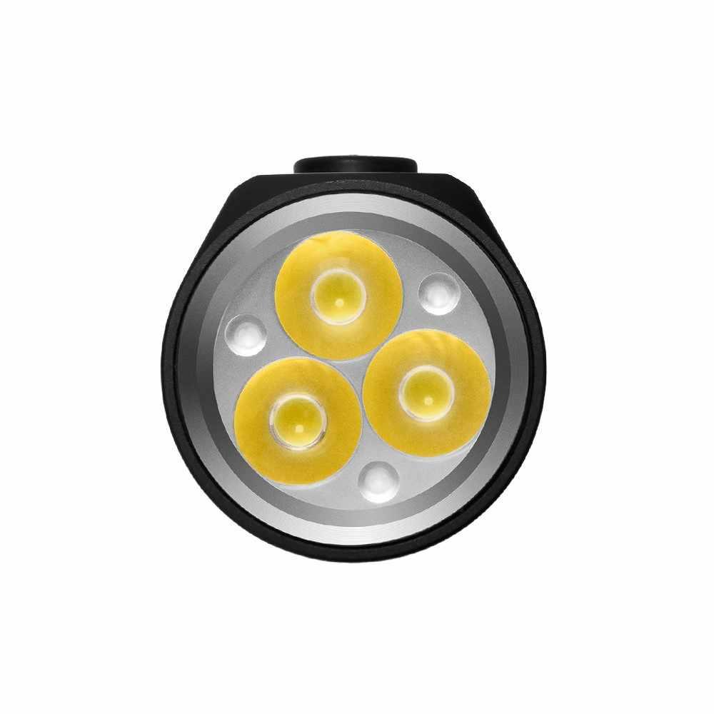 LUMINTOP EDC18 3x XPL HI 2800LM ANDÚRIL UI Compact EDC Flashlight