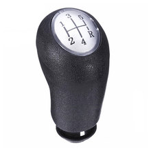 5 Speed Car Manual Gear Shift Knob New Gearshift Shifter for Renault CLIO MK3 3 III Megane MK2 Scenic