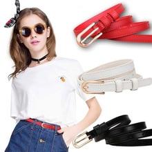 MINGLILONG Simple cinturón sólido decorativo vestido falda cinturón mujeres 2019 niñas estudiante corsé cinturón