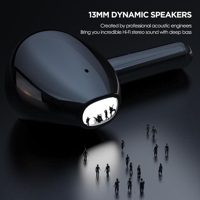 Mixcder X1 TWS Bluetooth Earphones with Noise Cancellation 5