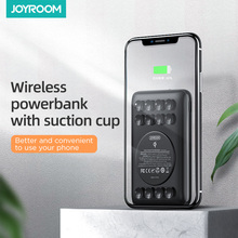 Joyroom 15W Fast Charge Qi Wireless Power Bank 10000mAh Suct