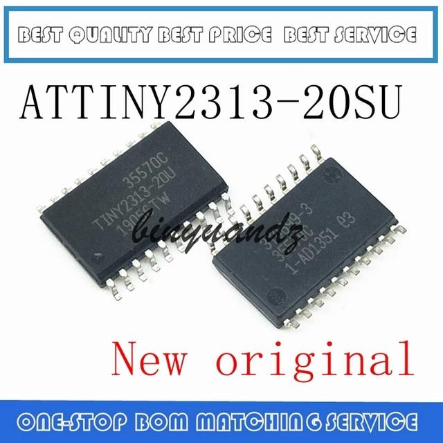 5 PCS 20 PCS ATTINY2313 ATTINY2313 20SU SOP 20 Neue original