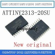 5PCS 20PCS  ATTINY2313 ATTINY2313 20SU SOP 20 New original