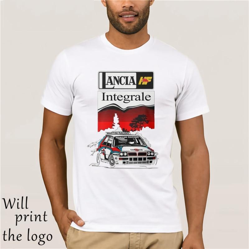 Motorholics Homme CROQUIS ORIGINAL LANCIA DELTA INTEGRALE T-Shirt S 5XL