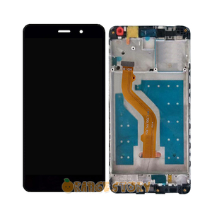 Image 5 - New LCD Display Screen For Huawei GW Metal NA TRT L53 TRT 53 Full LCD Display Touch Screen Monitor Sensor Glass Assembly Frame