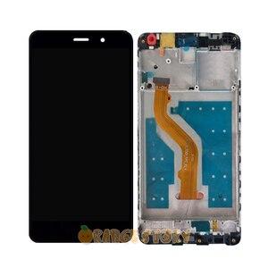 Image 5 - Nuovo LCD Screen Display Per Huawei GW Metal NA TRT L53 TRT 53 LCD Full Display Touch Screen Monitor Del Sensore di Vetro telaio di montaggio