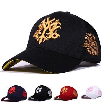 Men's Baseball Hat Wolf 3D Embroidery Cap Male Popular Snapback Women's Summer Hat Hip-Hop CapsSports Sun Hat