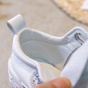 Image 4 - Zapatos para niños, novedad de primavera 2020, zapatillas informales para niños, moda, zapatos con cabeza de concha para niños, zapatillas transpirables para niños, Tenis Infantil