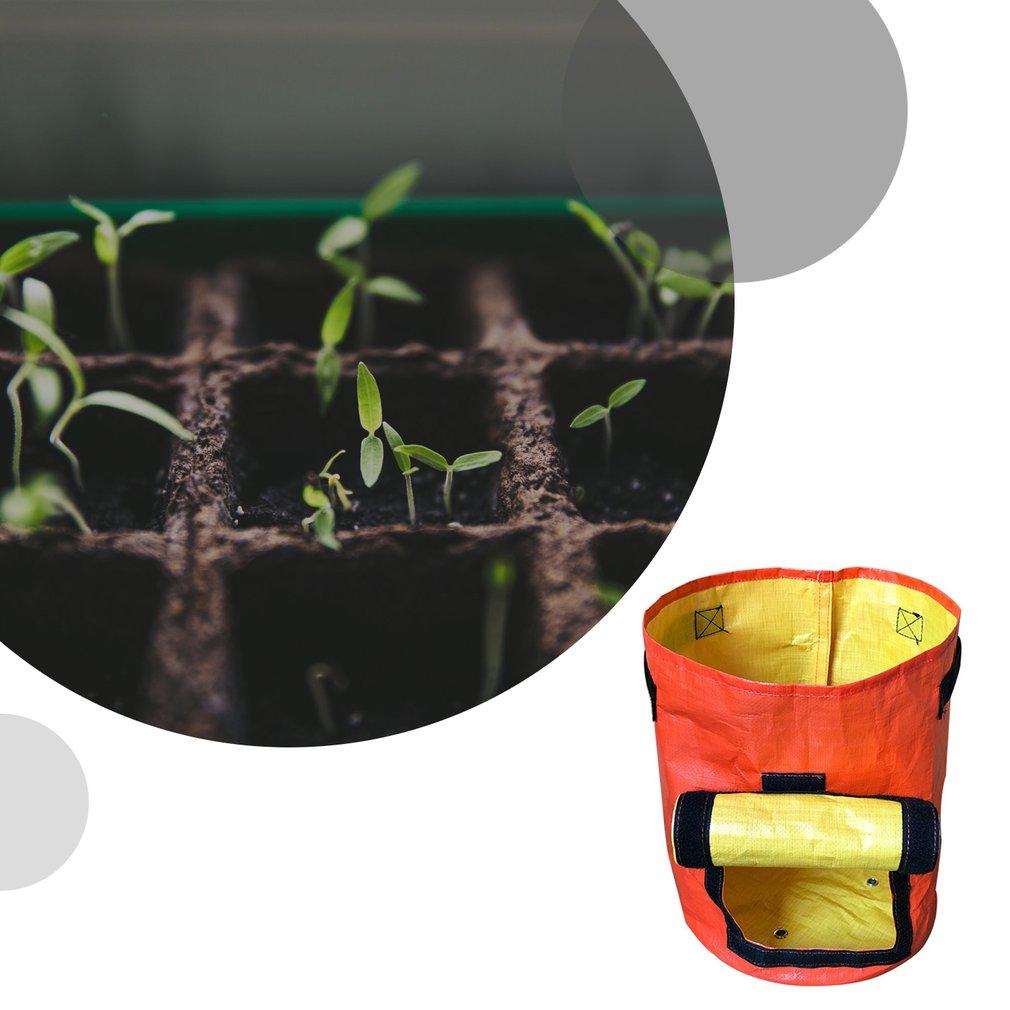 Картофель посадки мешок сладкий картофель выращивание мешок нетканый материал доступ клапан дизайн простота работы дренаж воздухопроницаемость
