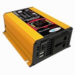 6000W 12V to 220V/110V Car Pow