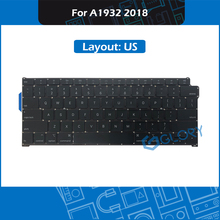 New A1932 Keyboard US Layout For Macbook Air 13.3″ A1932 Keyboard Replacement Late 2018 EMC 3184 MRE82