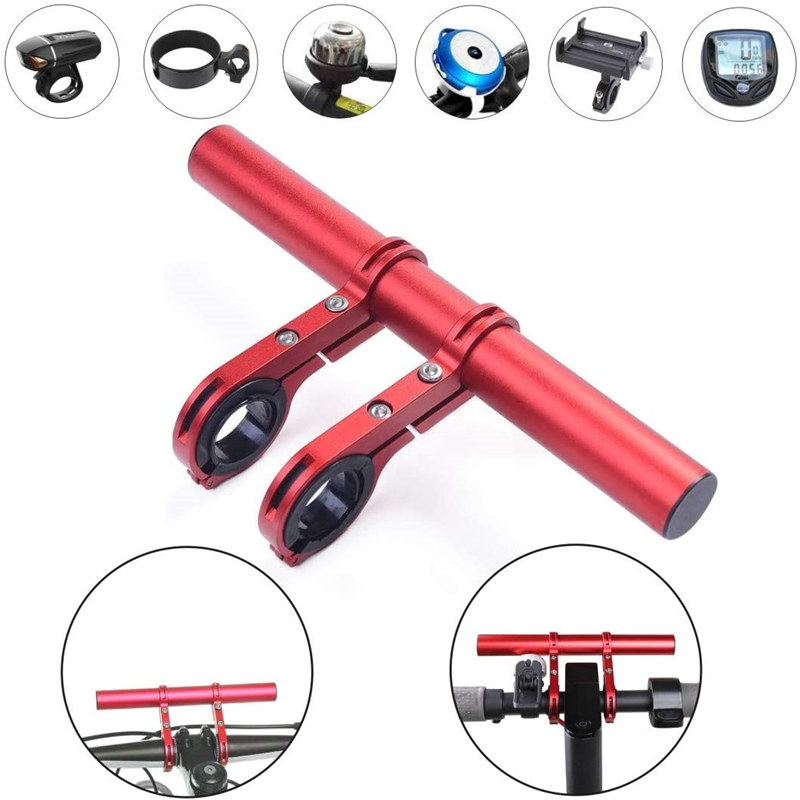 For Xiaomi M365 Electric Scooter Racks Handlebar Extender Bicycle Extension Bar Bracket for Xiaomi M365 Ninebot Es1 Es2 Parts