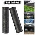 Домашний солнцезащитный козырек с защитой от УФ-лучей, сетка с уровнем затенения 85%, наружная садовая Солнцезащитная ткань, солнцезащитный ...
