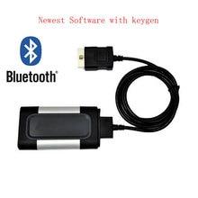 2020 Newest Bluetooth for Autocom CDP Pro plus OKI Chip+ Keygen OBD2 OBDII Cars/Trucks Car diagnostic tool Free shipping by DHL