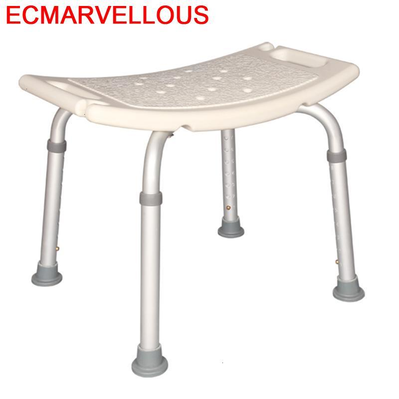Douchekruk Wc Tabouret Siege Douche Tocador Sgabello Moveis Para Casa Foot Shower Stool Bath Taburete Ducha Bathroom Chair