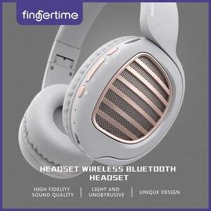 Image 3 - HIFI אלחוטי אוזניות Bluetooth אוזניות מתקפל סטריאו תמיכת TF FM AUX ספורט משחקי אוזניות עם מיקרופון עבור מוסיקה PUBG