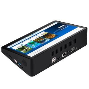 Image 3 - PIPO X12 מיני מחשב Intel דובדבן שביל Z8350 4 GB/64 GB חכם טלוויזיה תיבת Windows 10 OS 10.8 אינץ 1920*1280P עם VGA יציאת 10000mAh