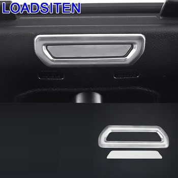 Car Decorative Chromium Modified Control System Navigation Interior Mouldings Bright Sequins Sticker Strip 18 FOR JEEP Wrangler