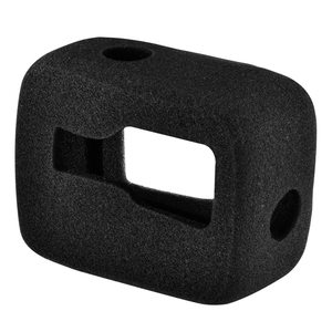 Image 2 - Windslayer for GoPro Hero 8 Black Windshield Wind Foam Cover Wind Noise Reduction Windproof Case for Go Pro 8 Camera Accessories