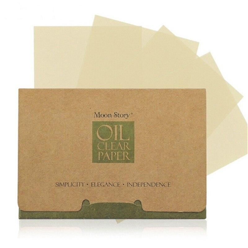 Абсорбирующая бумага для лица с зеленым чаем, очищающее средство для лица, средство для удаления черных точек, средство для лечения акне